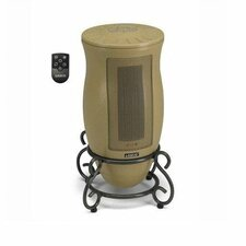 Designer Series 5,118 BTU Portable Electric Tower Heater