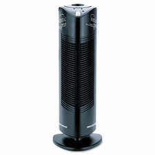 Two-Speed Compact Ionic Air Purifier, 250 square foot room capacity