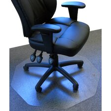 Cleartex 9 Sided Chair Mat