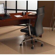 Cleartex XXL Medium Pile Carpet Gradient Edge Chair Mat