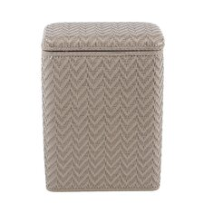 Elegante Decorator Wicker Hamper