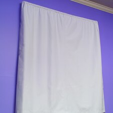 Nighttime Nursery Drapery Liner Curtain Panels (Set of 2)
