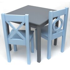 Kid's Table and Chair Set