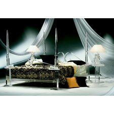 Sylvana Four Poster Customizable Bedroom Set