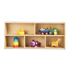 Toddler Two Shelf Storage Unit