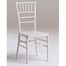 Resin Chiavari Dining Side Chair