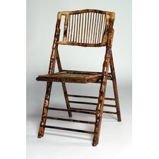 Bamboo Folding Chair (Set of 4)