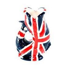 Gluggle Jugs UK Flag Pitcher
