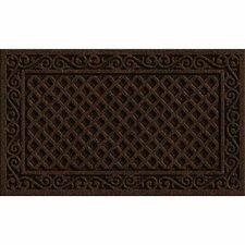 Textures Iron Lattice Doormat