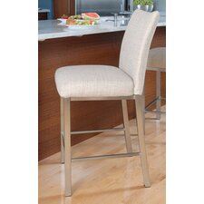 "Lorenzo 25.75"" Bar Stool with Cushion"