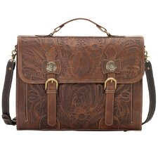 Stagecoach Laptop Briefcase