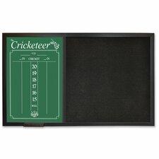 Backboard Scoreboard Combo