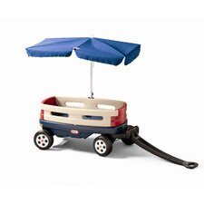 Explorer Wagon Ride-On with Umbrella