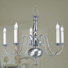 Williamsburgh 5 Light Chandelier