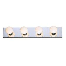 4 Light Bath Bar