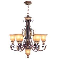 Villa Verona 7 Light Chandelier