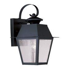 Mansfield 1 Light Wall Lantern