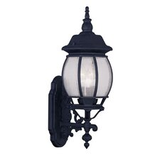 Frontenac 3 Light Wall Lantern