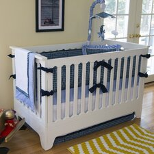 Hunter 4 Piece Crib Bedding Set