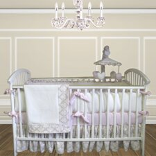 Emma 3 Piece Crib Bedding Set