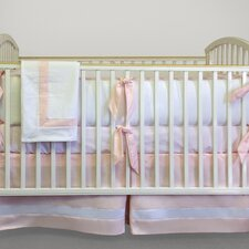 Ava 3 Piece Crib Bedding Set