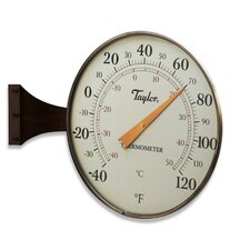 "Heritage 8.5"" Dial Thermometer"