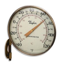 "Heritage 4.5"" Dial Thermometer"