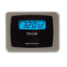Taylor Precision Products Wireless Weather Guide Thermometer