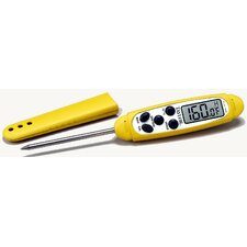 Five Star Commercial Instant Read Digital Thermometer (Set of 6)