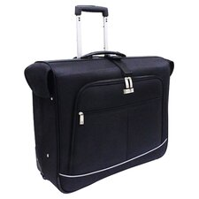 "Vienna 44"" Traditional Rolling Garment Bag"