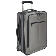 "Sienna 21"" Hardsided Rolling Carry On Garment Bag"