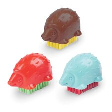 Hedgehog Nail Brush (Set of 6)