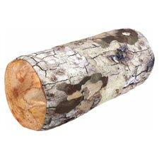 Log Head Rest Bolster Pillow