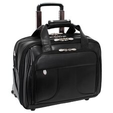 R Series Chicago Leather Laptop Catalog Case