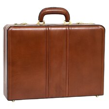 V Series Coughlin Laptop Leather Attache Case