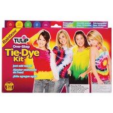 One Step Dyes Rainbow Tie Kit