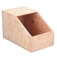 Large Wood Nesting Box