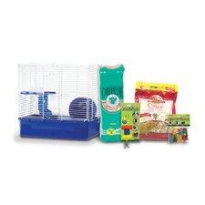 Home Sweet Home Hamster Cage Starter Kit