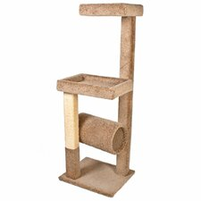 "64"" Kitty Crows Nest Cat Tree"