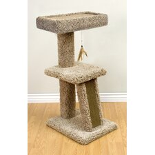 "42"" Corrugated Cardboard Kitty Cat Perch"