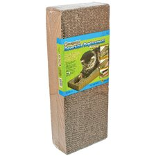 Corrugated Natural Regular Replacement Scratching Board