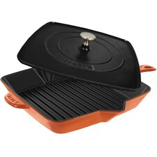 Combo Square Grill Pan and Press
