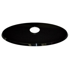Level Mount Glossy Cover Plate for Hotel Mount