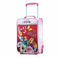 """Disney Princess 18"""" Upright Suitcase"""