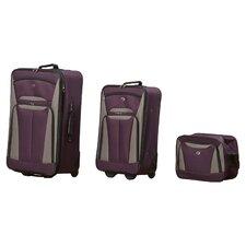 Fieldbrook 3 Piece Luggage Set