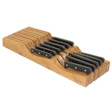 11 Slot Drawer Knife Organizer