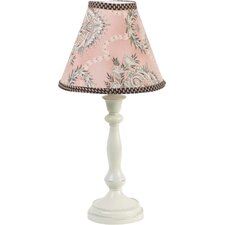 """Nightingale Standard 19"""" H Table Lamp with Empire Shade"""