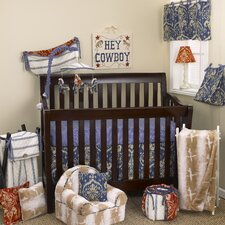 Sidekick 7 Piece Crib Bedding Set