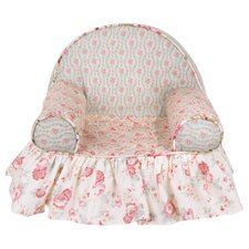 Tea Party Kid's Club Chair
