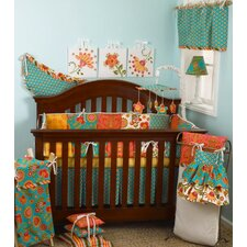 Gypsy 10 Piece Crib Bedding Set